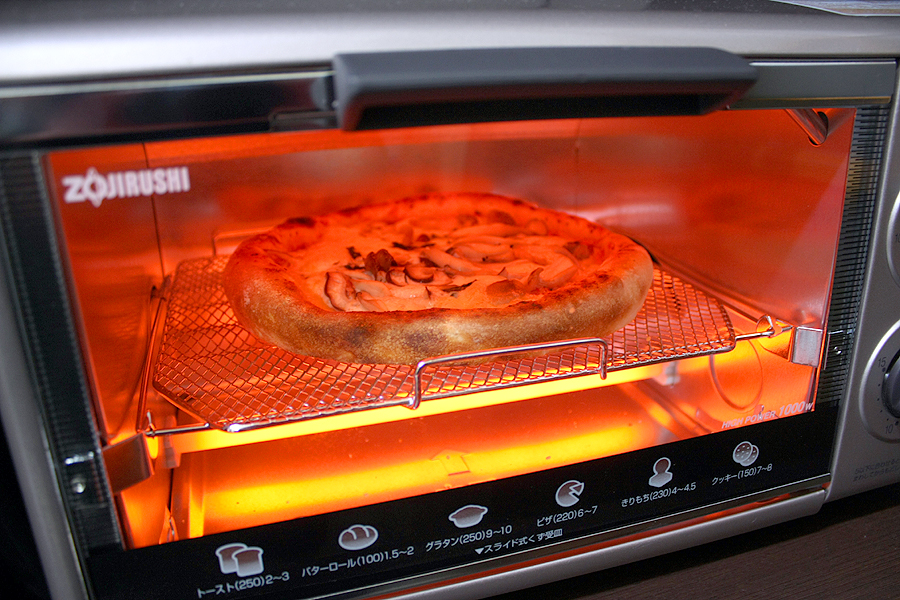トースター と オーブン の 違い